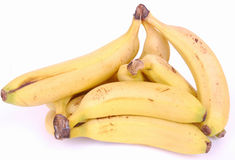 African bananas Royalty Free Stock Photo