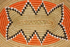 African basket Royalty Free Stock Photography
