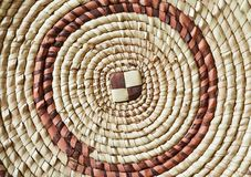 Free African Basket Detail Stock Image - 136917491