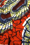 African Batik Royalty Free Stock Photo
