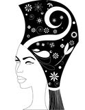 African_beauty Royalty Free Stock Photography