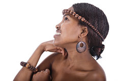 African beauty Stock Photo