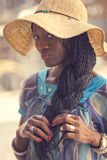 African Beauty Stock Photography