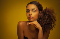 African Beauty Stock Images