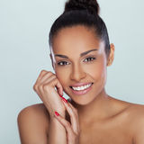 African Beauty Royalty Free Stock Images