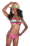 African bikini Stock Photo