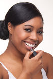 African black woman Stock Photography