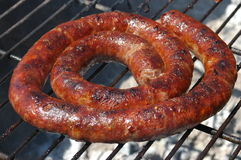 African Boerewors Royalty Free Stock Image