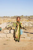 African boy Stock Photography