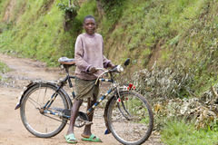 African boy Royalty Free Stock Photography