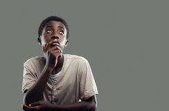 African boy Royalty Free Stock Images