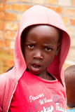 African boy Stock Image