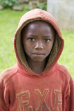 African boy in Rwanda Royalty Free Stock Photo