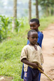 African boys Stock Image