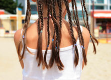 African braids Stock Image