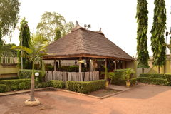 African Bush Bar Stock Photo