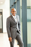 African business executive Royalty Free Stock Photography