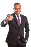 African business man Royalty Free Stock Photo