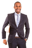 African business man Stock Image