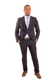 African business man Royalty Free Stock Image