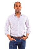 African business man Stock Photos