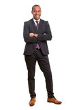 African business man Royalty Free Stock Photos