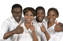African Business Team Stock Photos