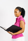 African businesswoman Stock Images