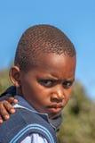 African child portrait Stock Photos