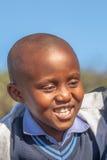 African child portrait Stock Image