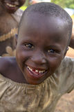 African child in Rwanda Royalty Free Stock Photos