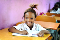 African Child in School Stock Photos