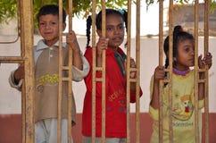 African_childhood Images libres de droits