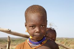 African children Stock Images
