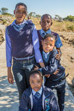 African children girls Royalty Free Stock Image