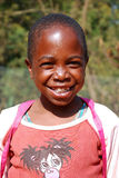 African children suffering from AIDS virus in the Village of Pom Royalty Free Stock Photography