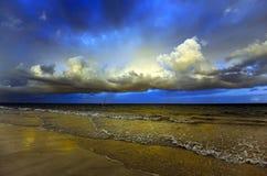 African coast Diani Stock Image