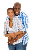 African couple Royalty Free Stock Photos