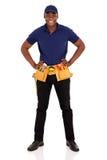 African craftman tool-belt Royalty Free Stock Photos