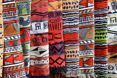 African crafts Royalty Free Stock Images