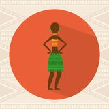 African culture Royalty Free Stock Photos