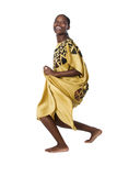 African dancer Stock Photos
