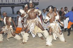 African dancer Royalty Free Stock Images