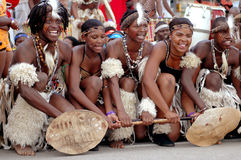 Free African Dancers Royalty Free Stock Photo - 12084305