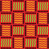 African Design. Illustration background native african style design Stock Photos