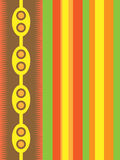 African Design. Background native african style design royalty free illustration
