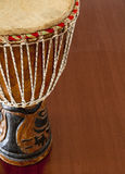 African djembe Royalty Free Stock Photo
