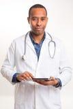 African doctor Stock Photos
