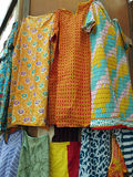 African dresses Royalty Free Stock Image