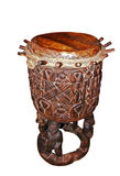 African drum Royalty Free Stock Images